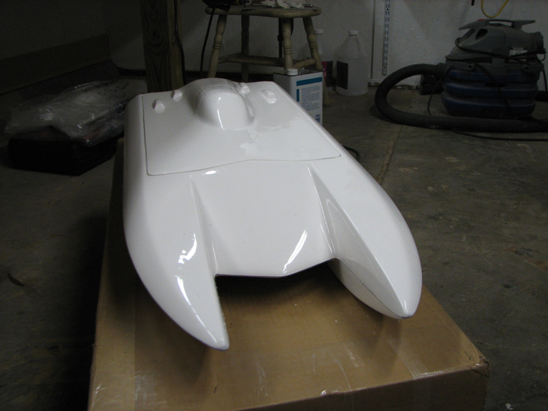 Twin .21 Catamaran Build - RCU Forums
